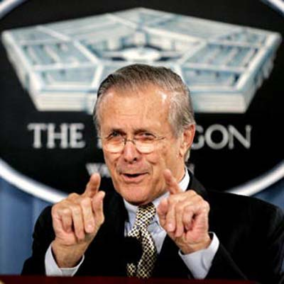 donald rumsfeld quote what is unknown