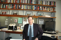 Photo:Philip Bennett, Managing Editor of Washington Post