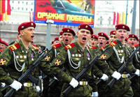 Photo:Grand parade in Moscow marks Great Patriotic War