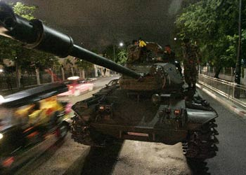 People's Daily Online -- Thai military declares launch of coup