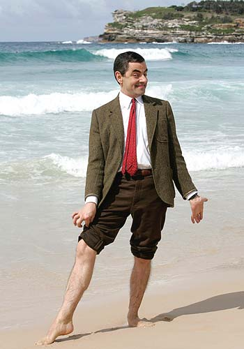 "People's Daily Online -- ""Mr Bean's Holiday"" to be shown"