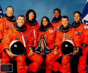 space shuttle columbia victims - photo #29