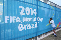 2014 World Cup to be opened in Brazil