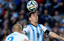Highlights of friendly match between Argentina, Slovenia