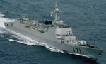 Chinese warships set sail to U.S. to join 2014 navy drill