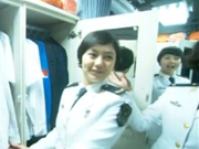 Xinjiang TV program reveals daily life of female crew of Liaoning aircraft carrier
