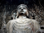 Glimpse of Longmen Grottoes
