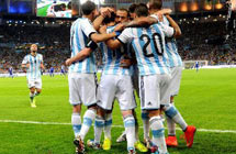 Highlights of Argentina vs. Bosnia and Herzegovina
