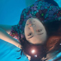 College girls take graduation photos under water in Chongqing