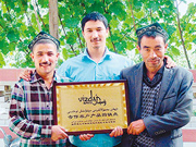 Mahmut Tursun, a pioneer of Xinjiang agricultural products on the internet