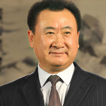 Wang Jianlin, founder and chairman of Dalian Wanda Group