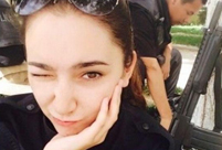 Beauty SWAT member in Xinjiang sparks online frenzy