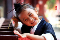 Cute photos of little Taoist nuns and monks go viral online
