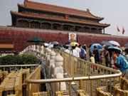Tiananmen Square to be decorated to embrace the National Day