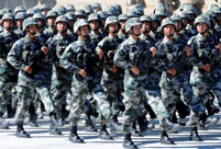 'Peace Mission -2014' joint anti-terror military exercise kicks off in China
