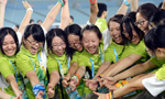 Volunteers bid farewell to YOG
