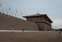 Daming Palace in Chang'an City in photos