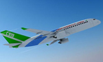 COMAC jumbo jet and its global rivals