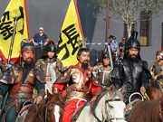 Going back to Three Kingdoms Period in Zhaohua ancient city