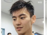 Chinese netizens fall in love with champion swimmer Ning Zetao