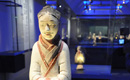 Chinese Han relics exhibition opens in France