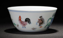 Unveil the production process of 'chicken cup' in Jingdezhen