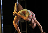 World Pole Dance Championship in China