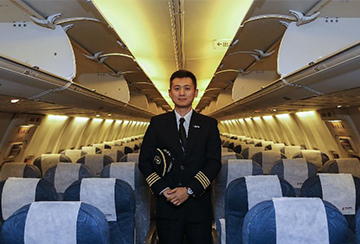 Chinese Dream: Story of an airplane pilot