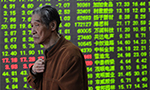 Stock markets fall back sharply