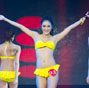 Bikini show in 2014 China Final of Miss Tourism World