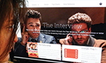 The Interview a hit in China