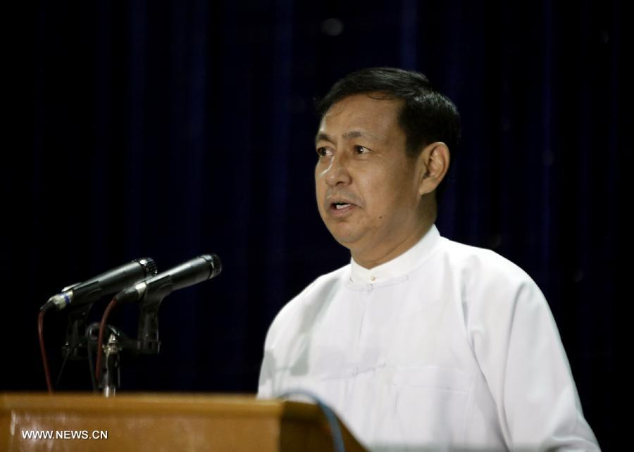 Myanmar strives to seek settlement of domestic political issues ...
