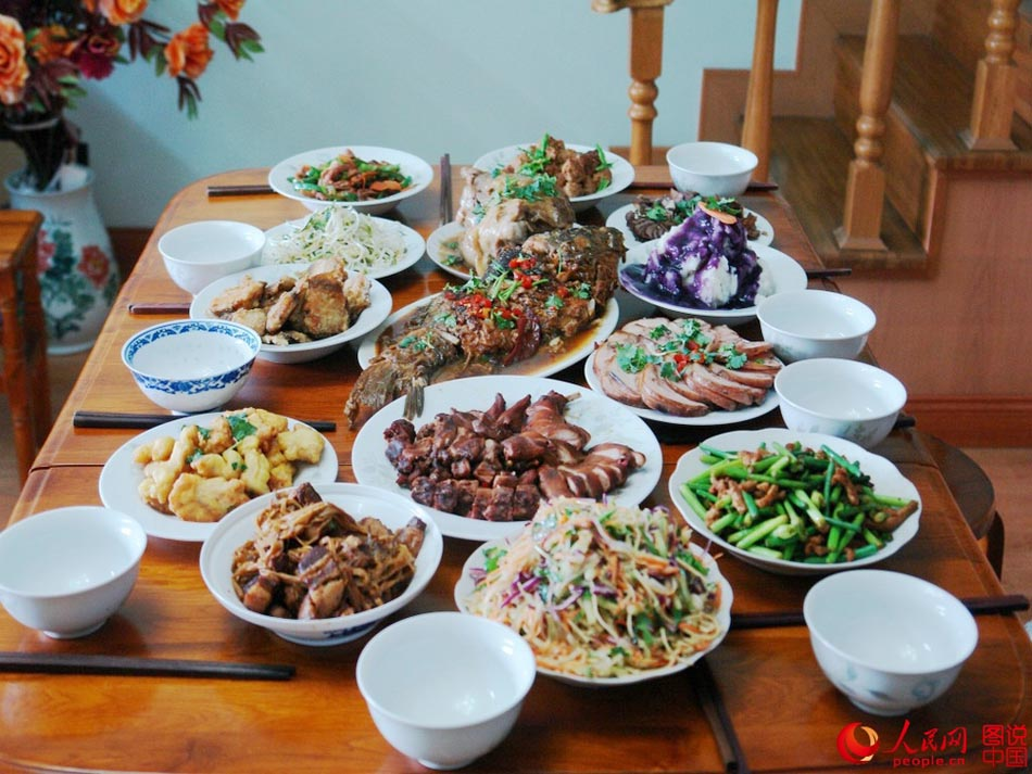 Chinese New Year Food: Top Lucky Foods and Symbolism