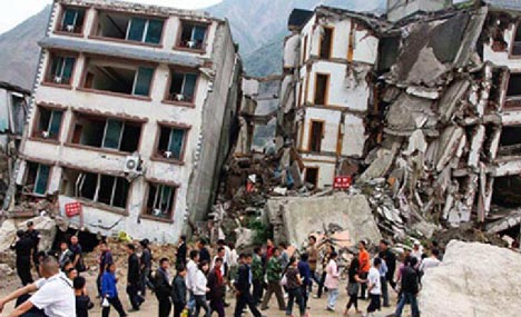 Powerful earthquake kills about 1,800 in Nepal