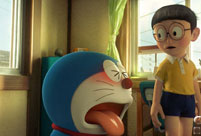 New film brings Doraemon's life story to China in 3D