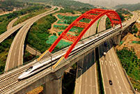 Hefei-Fuzhou railway line put into trial operation