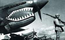 Commemorating the Flying Tigers