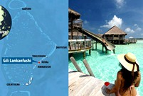 Maldives resort rated best hotel of 2015