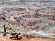 A glimpse of China's Zijinshan gold & copper mine