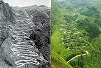 Yunnan-Myanmar Road: The past and present
