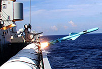 PLA South China Sea Fleet conducts live fire exercise