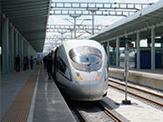 Most beautiful high-speed rail to start operation at the China-Russia-DPRK border