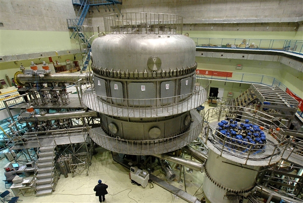 Expert: Project of artificial sun ITER might be delayed