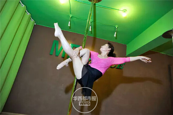 Pole Dancing Divas from The Most Shocking Moments From