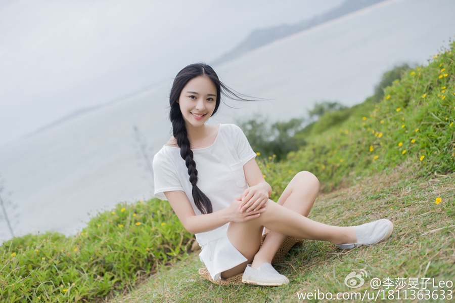 Have you met her? Campus belle from Wuhan University