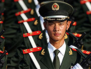 In pics: Chinese infantry in parades