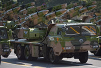In pics: armaments displyed in massive military parade