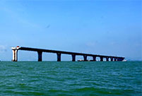 Construction of HK-Zhuhai-Macao Bridge enters final stage