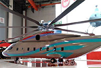 Model of heavy-lift copter makes debuts at Tianjin expo