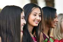 Chinese-American girl selected as Rose Parade princess